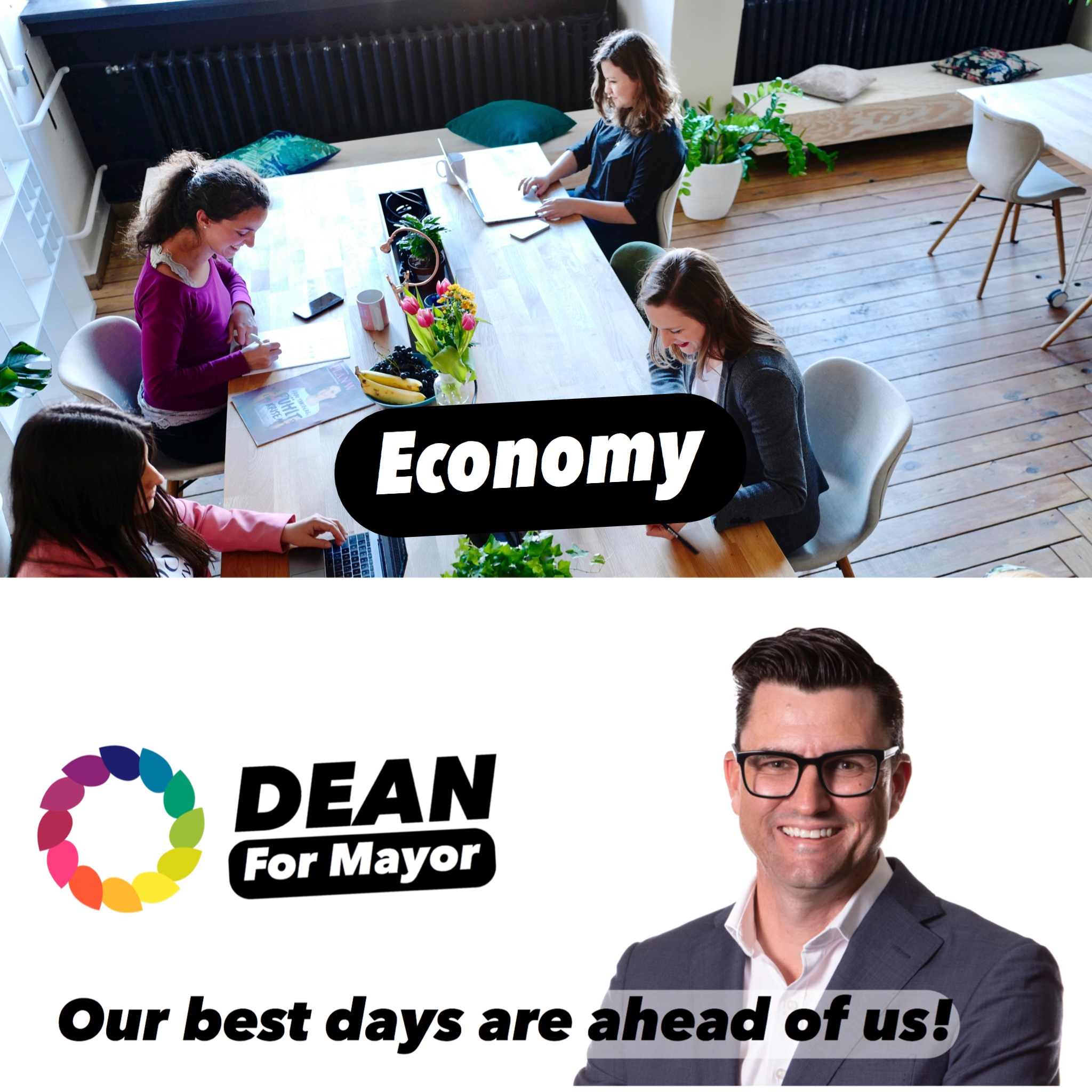 A strong and vibrant regional economy