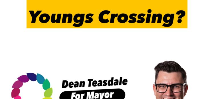 Youngs Crossing action is long overdue